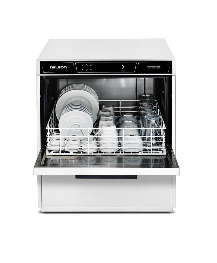Cafe Plus Dishwasher - Nelson Dish & Glasswashing Machines