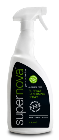 Surface Sanitizer Spray - Supernova Sanitizer