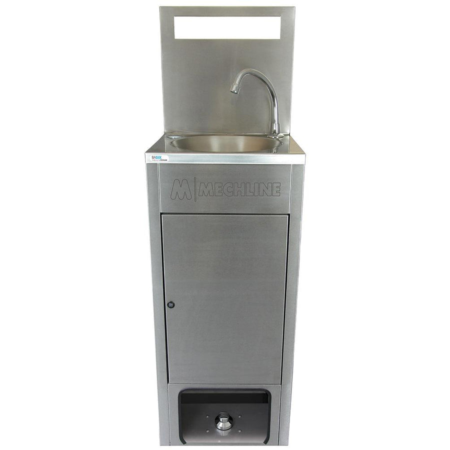 Mechline - BSX-WHB-HCW Mobile Hand Wash Basin