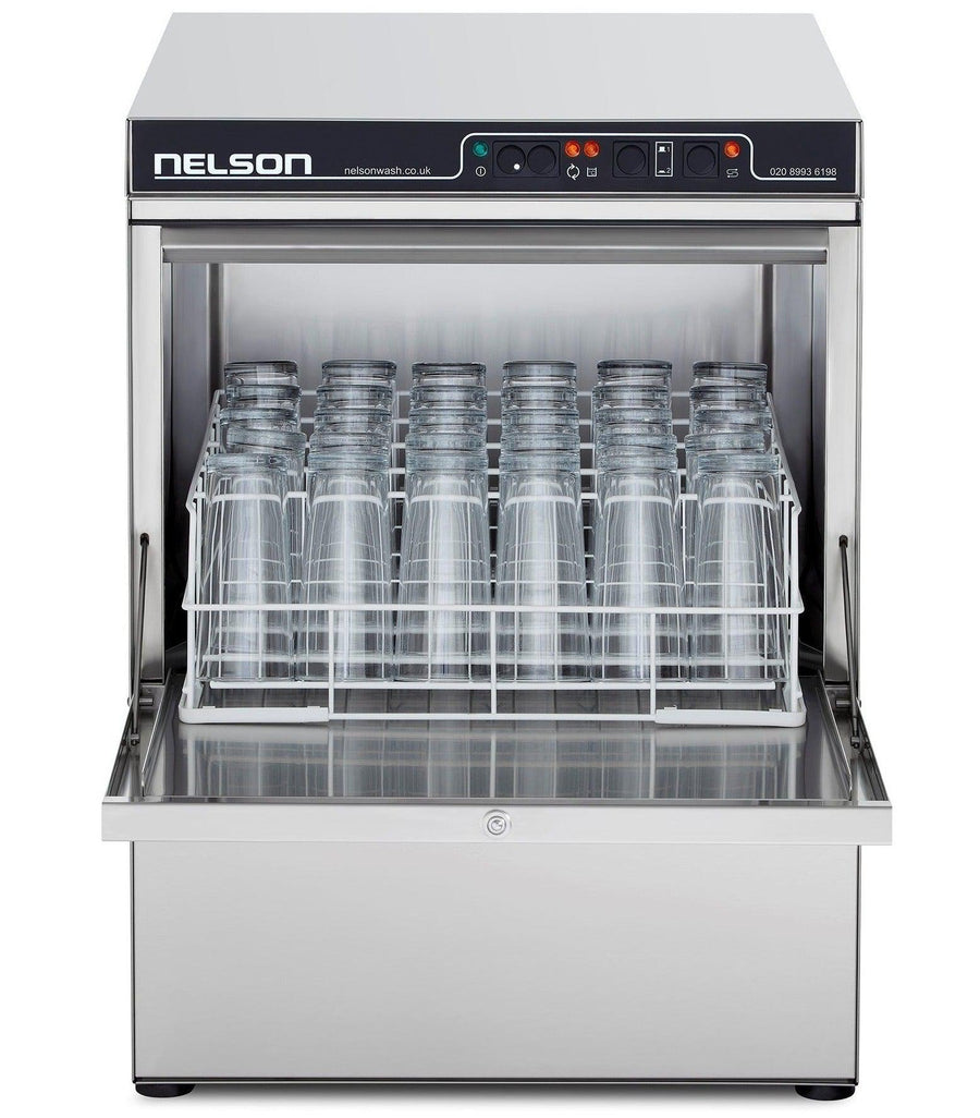 Speedwash SW50 Commercial Glasswasher - Nelson Dish & Glasswashing Machines
