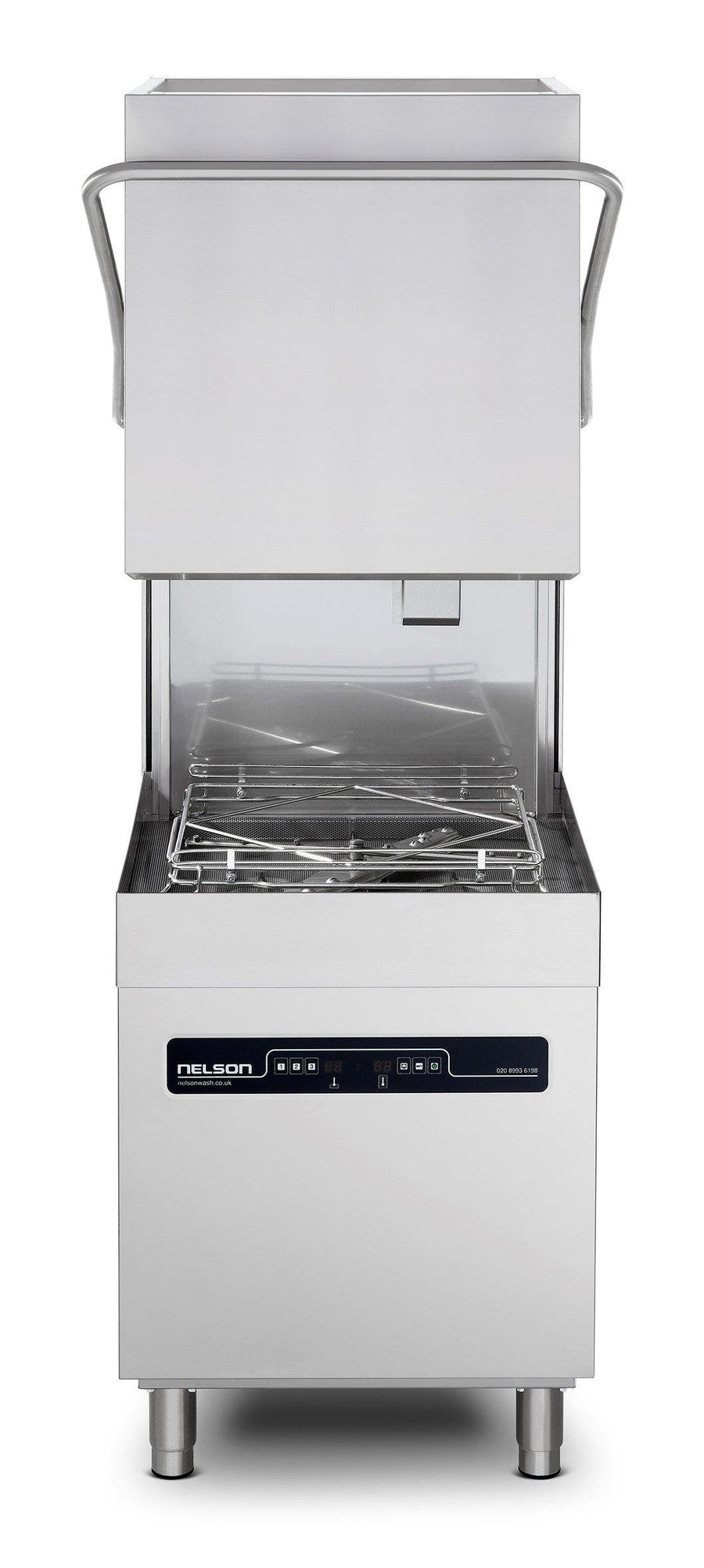 Speedwash SW55 Commercial Passthrough Dishwasher - Nelson Dish & Glasswashing Machines