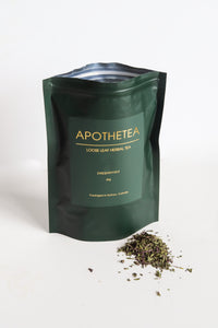 Loose Leaf Organic Peppermint