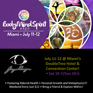 Body Mind Spirit Expo - Miami