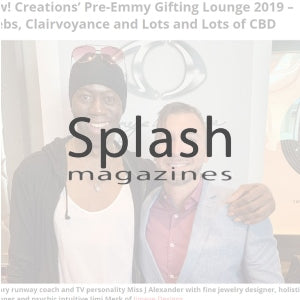 SPLASH MAGAZINE @ CELEBRITY GIFT SUITES