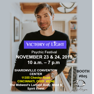 Victory of Light Psychic Festival- OHIO
