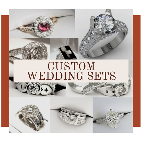 Custom Wedding Sets