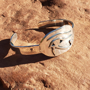 Eye of Horus Bracelet Cuff