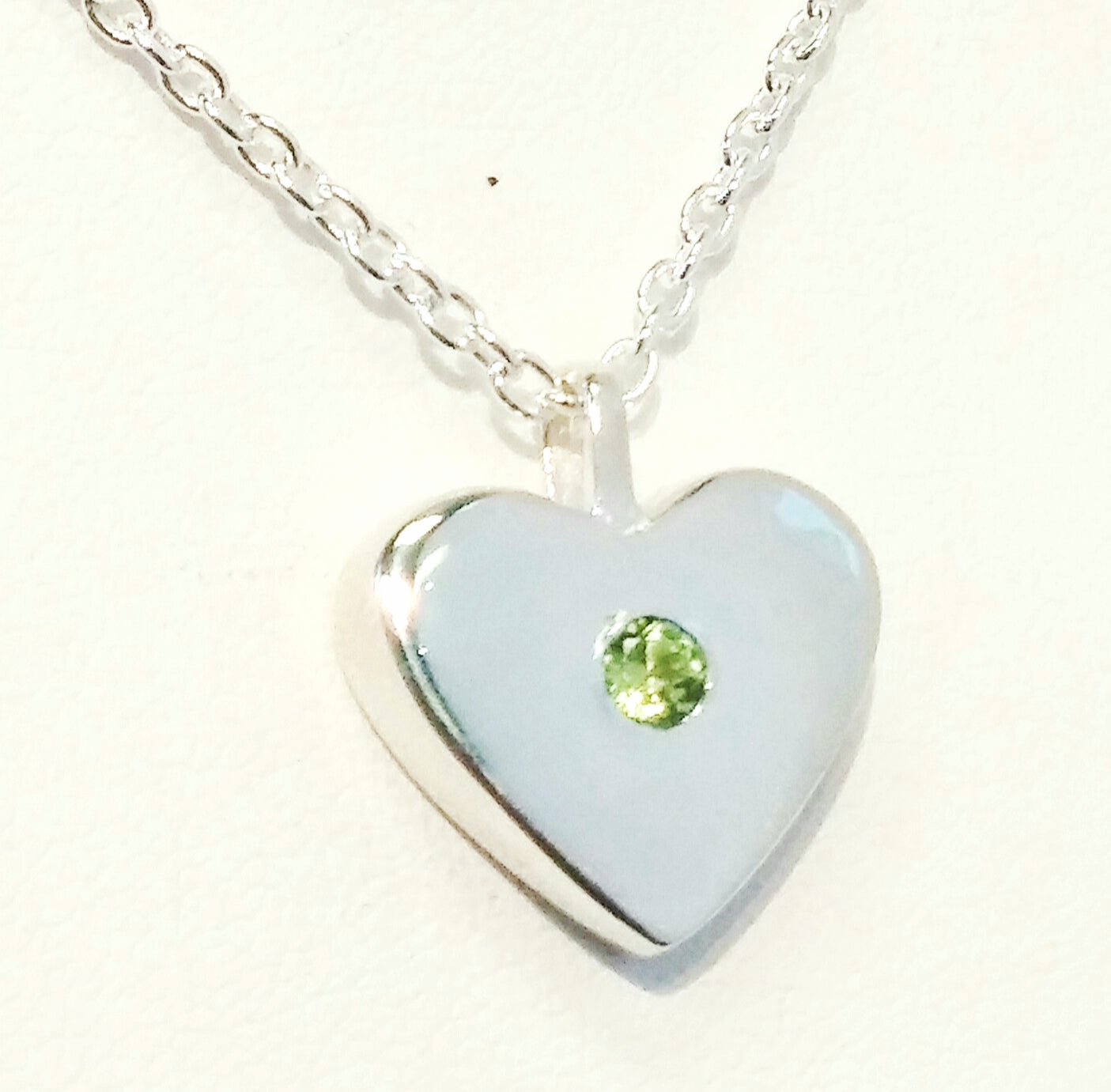 Heart Lock pendant