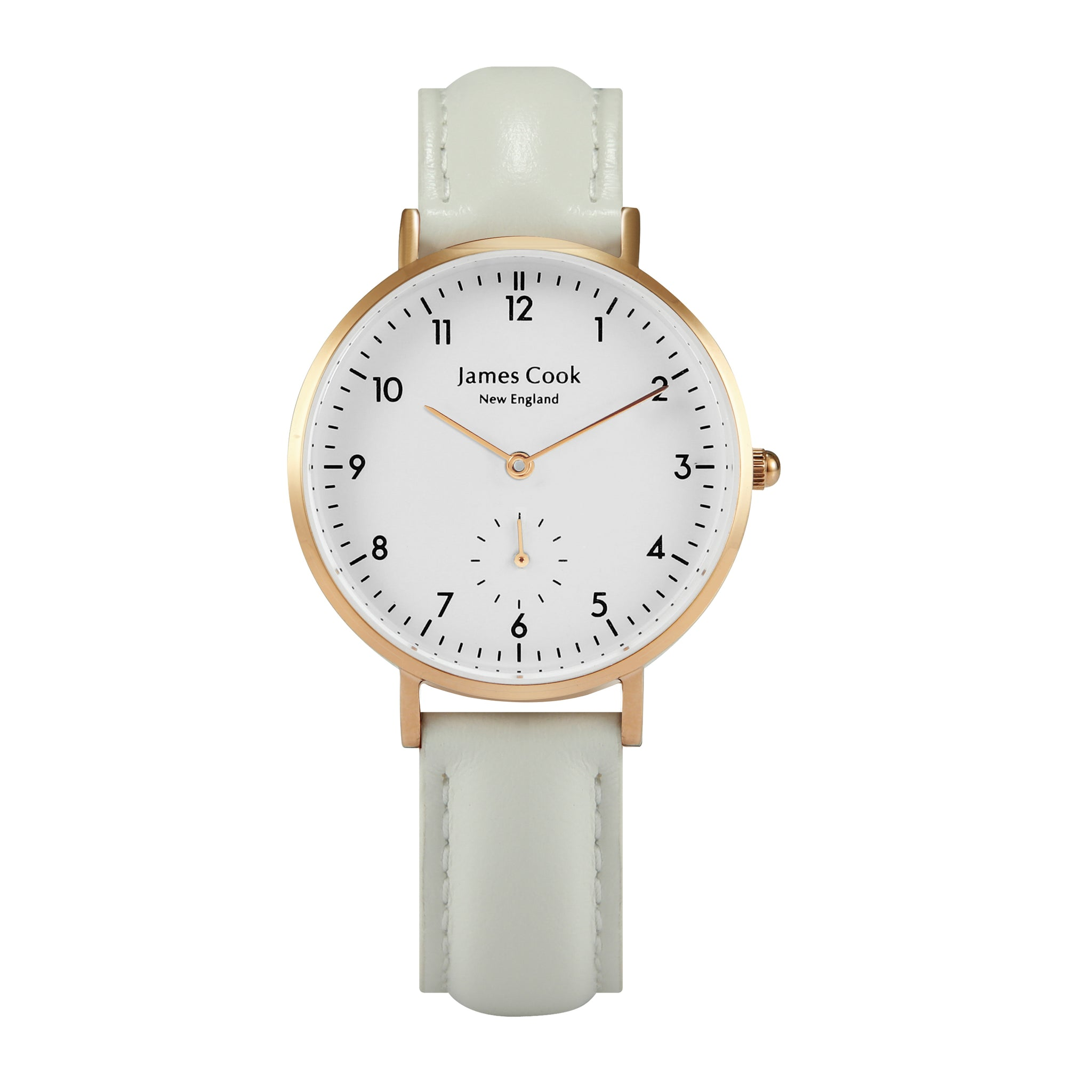 Bay Stowe Feminino Rosé Gold 32mm