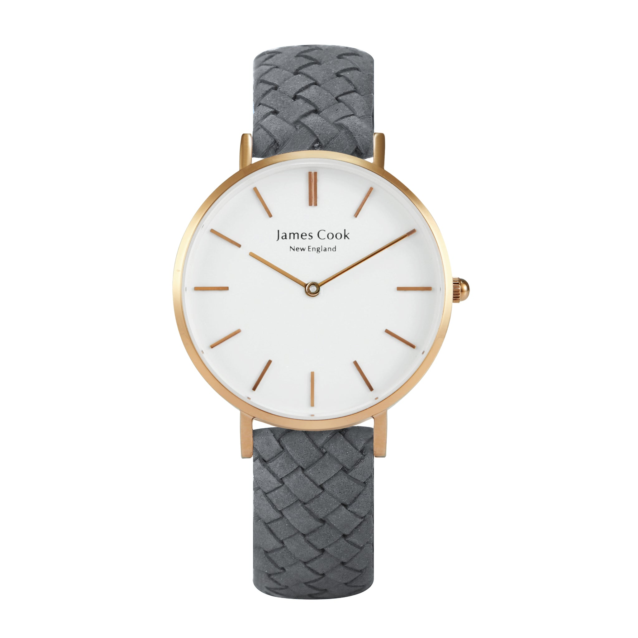 Heritage Lowell Feminino Rosé Gold 32mm