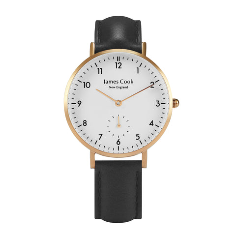 Bay Hartford Feminino Rosé Gold 32mm