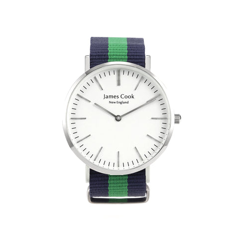 Heritage Manchester Masculino 40mm