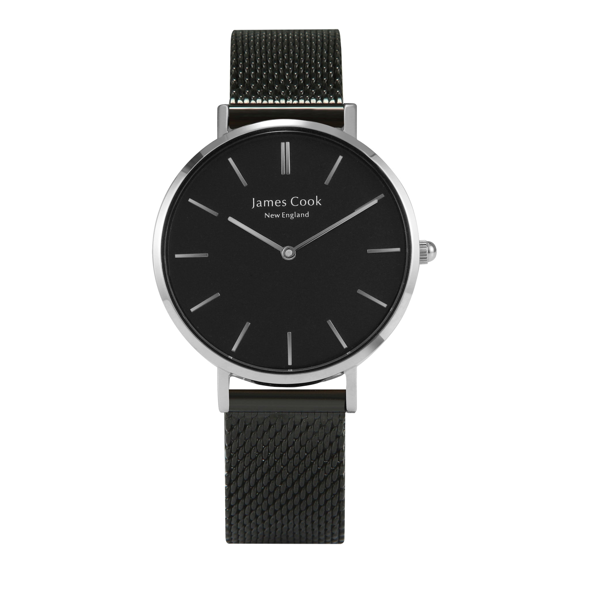 Heritage Black Boston Feminino Prata