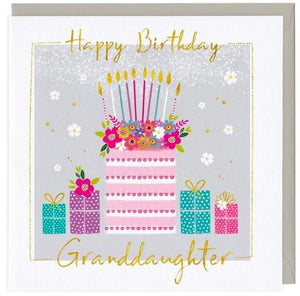 Birthday Cards - For Her - Olfactory Candles