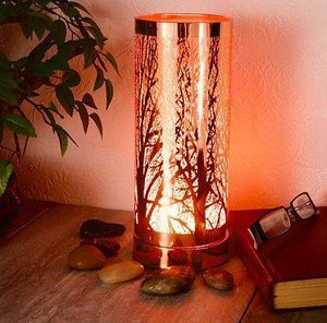 Electric Wax Burner - Colour Changing Lamp - Olfactory Candles