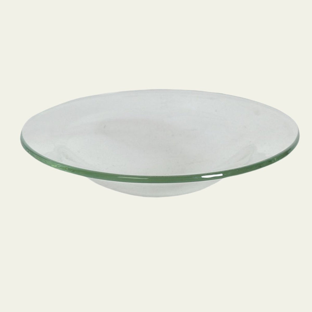Replacement Glass Dish - 10cm - Olfactory Candles