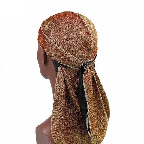 Durag rouge brillant - Durag-Shop