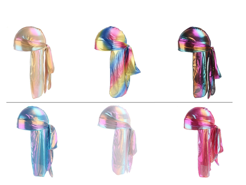 Fluorescent durag pack - Durag-Shop