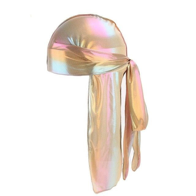 Golden fluorescent durag - Durag-Shop