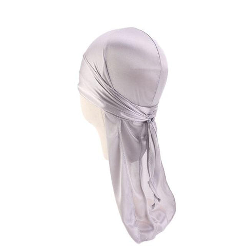 Grey durag children - Durag-Shop