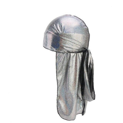 Grey durag fluorescent - Durag-Shop