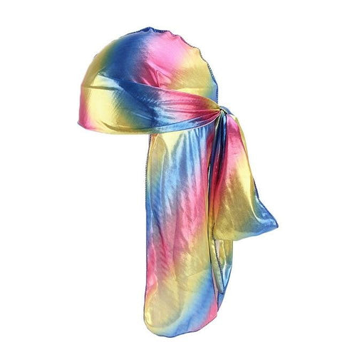 Multicolor fluorescent durag - Durag-Shop
