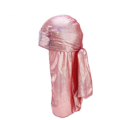 Pinkish fluorescent durag - Durag-Shop
