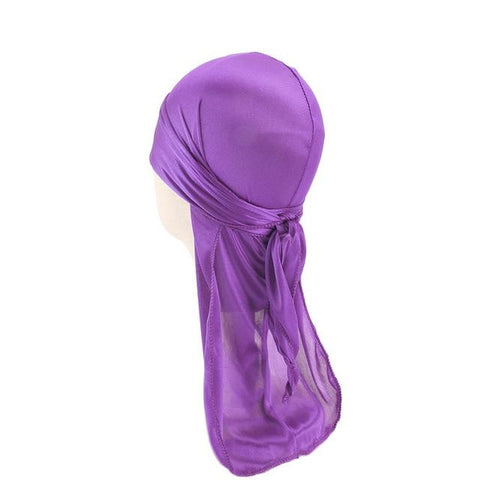 Purple durag children - Durag-Shop