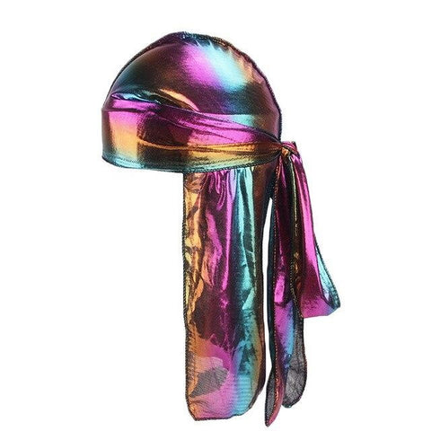 Purple fluorescent durag - Durag-Shop