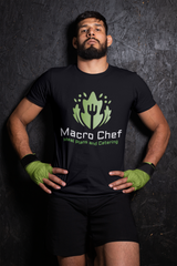 Macro Chef Meals and Catering Short Sleeve T-Shirt