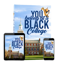 Load image into Gallery viewer, You Belong at a Black College