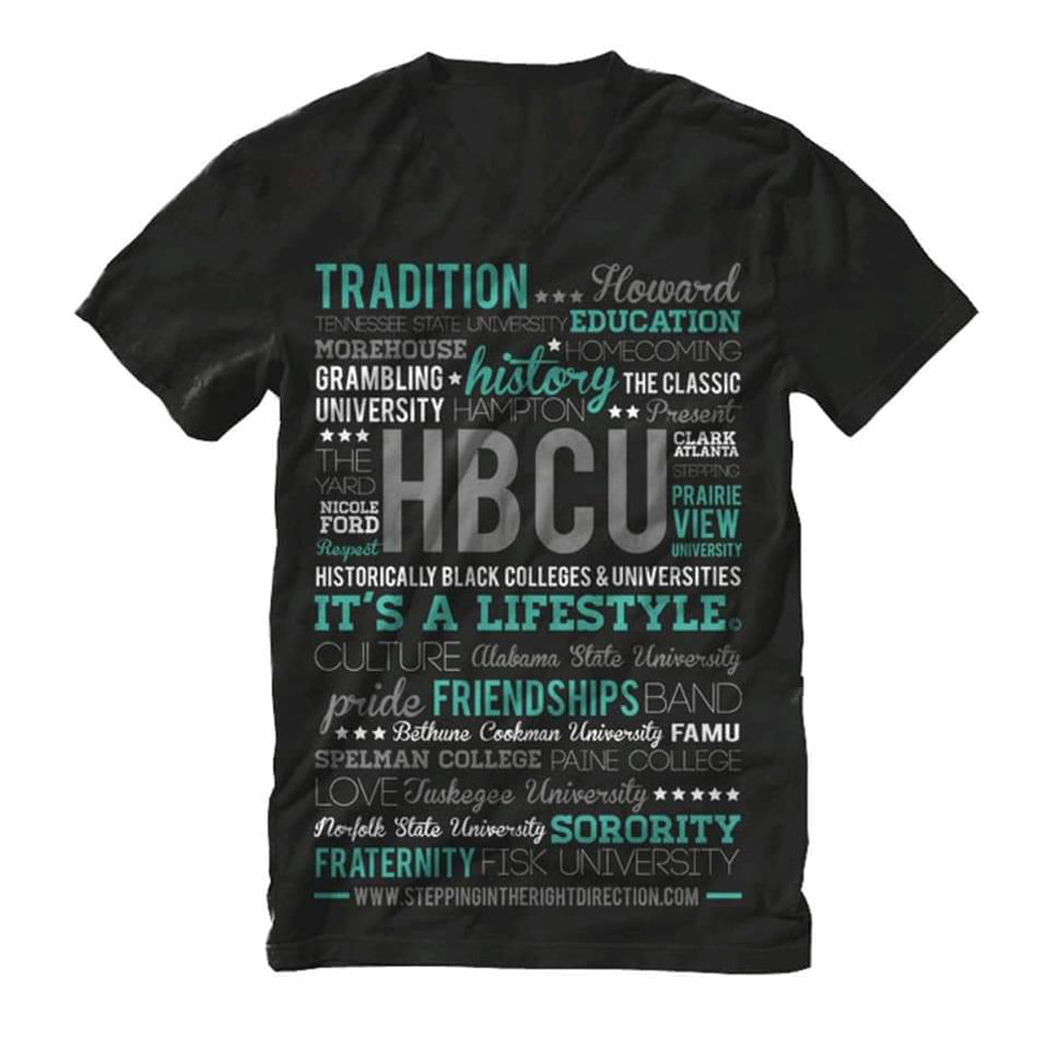 HBCU Lifestyle Grey Shirt