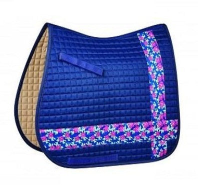 Roma Floral Dressage Pad