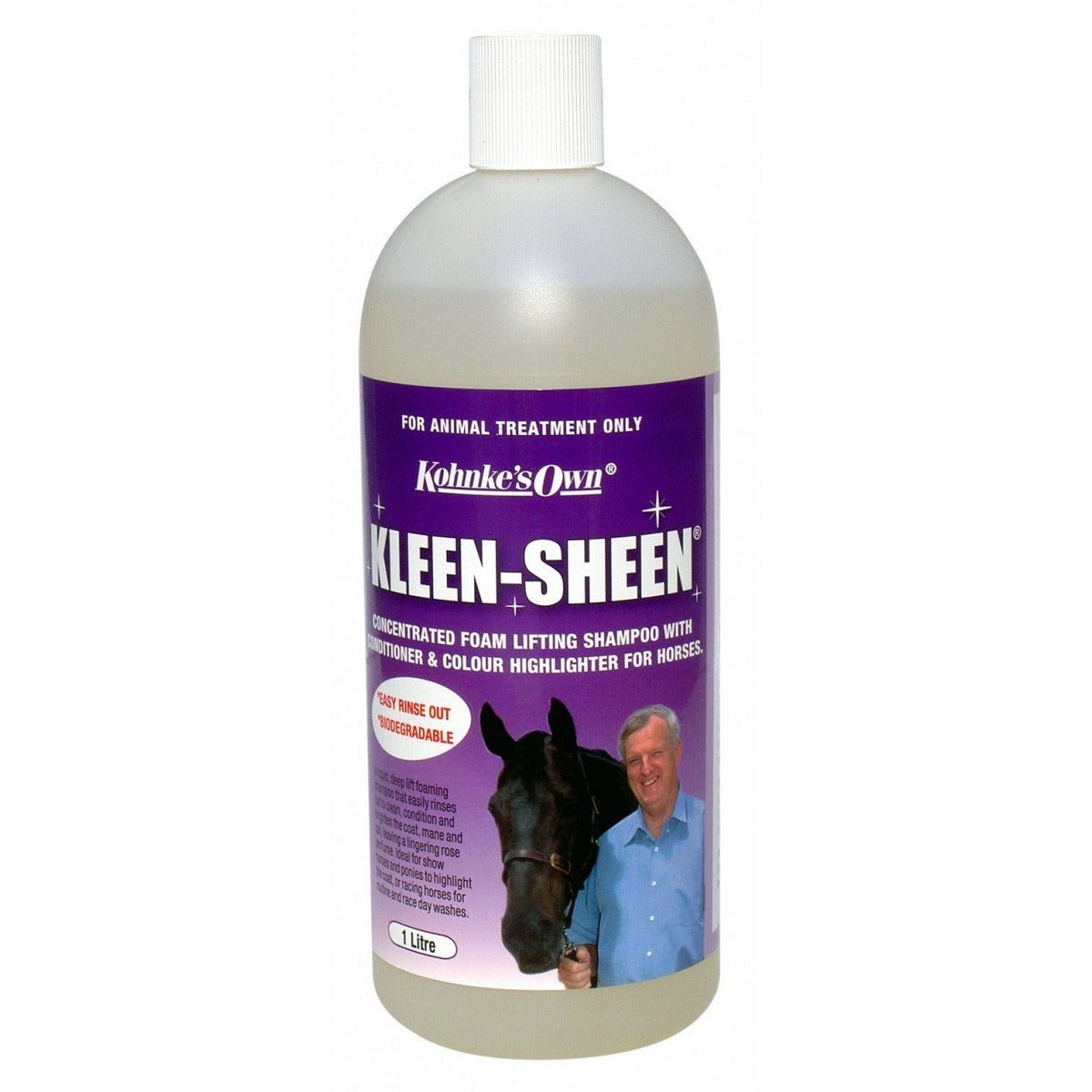 Kohnke's Own Kleen Sheen Shampoo