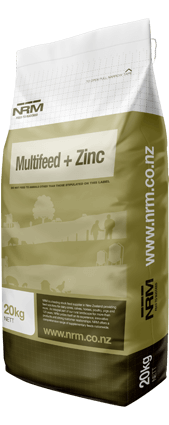 NRM Multifeed Nuts Plus Zinc 20 kg