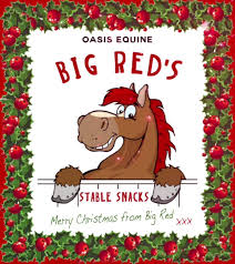 Big Red's Christmas Stable Snacks