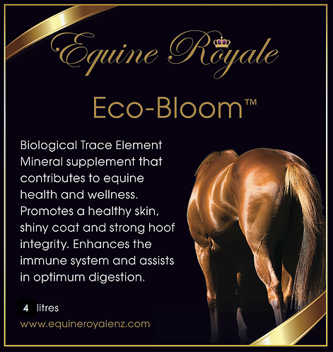 Equine Royale Eco Bloom