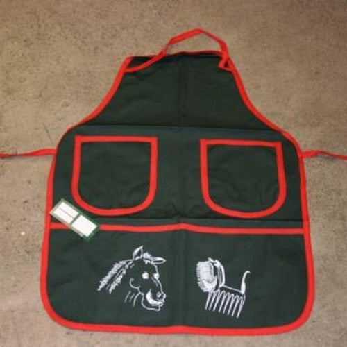 Chevalier Cotton Grooming Apron