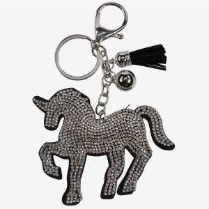 Horze Diamante Horse Key Chain