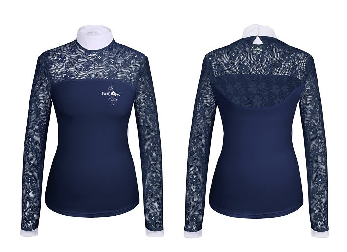 Fairplay Lucia LS Show Shirt