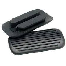 Rubber Stirrup Treads - 2 Bar