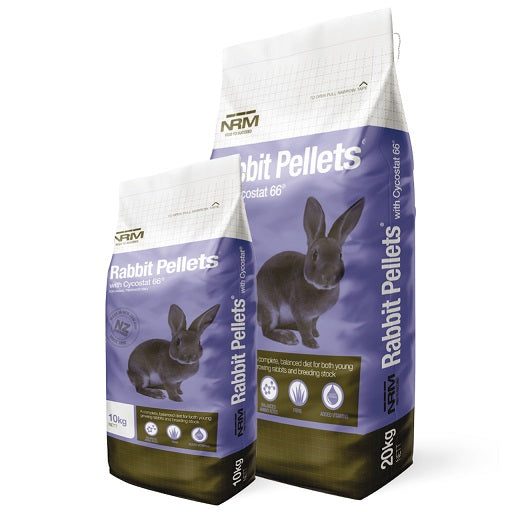 NRM Rabbit Pellets