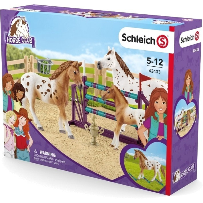 Schleich - Lisa's Tournament Training