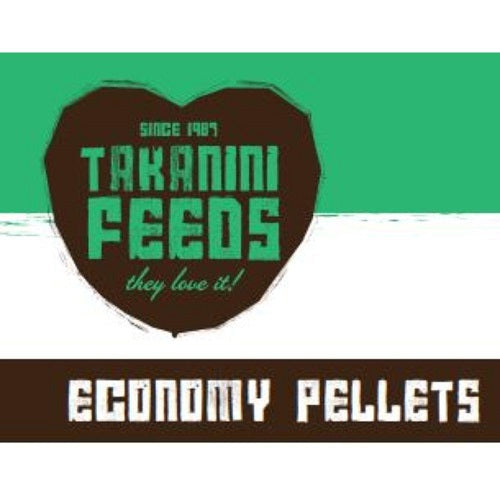 Takanini Feeds Economy Pellets 25 kg