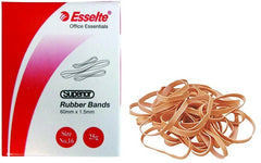 Esselte Rubber Bands 25gm