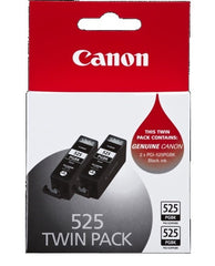 Canon PGI 525 Black Ink - Twin Pack