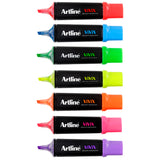 Artline Highlighter Vivix Wallet of 10