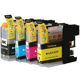 Brother Compatible Ink Cartridge LC-133