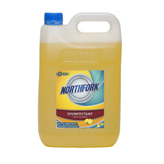Northfork - Lemon Disinfectant HOSPITAL GRADE 5ltr