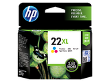 HP 22XL Tri-Colour
